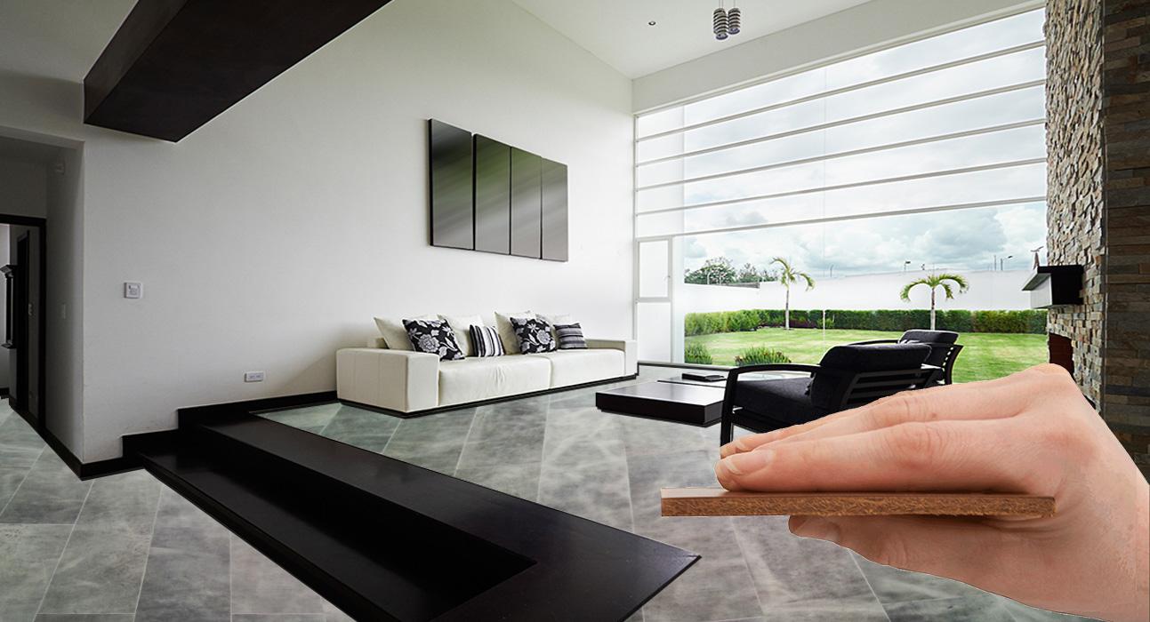Durable Lederboden für Hotelerie und Gastronomie