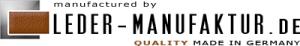 LEDER-MANUAFKTUR.DE | Logo