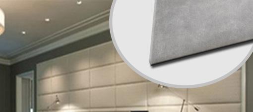 3D Paneele für die Wand, handgefertigt
