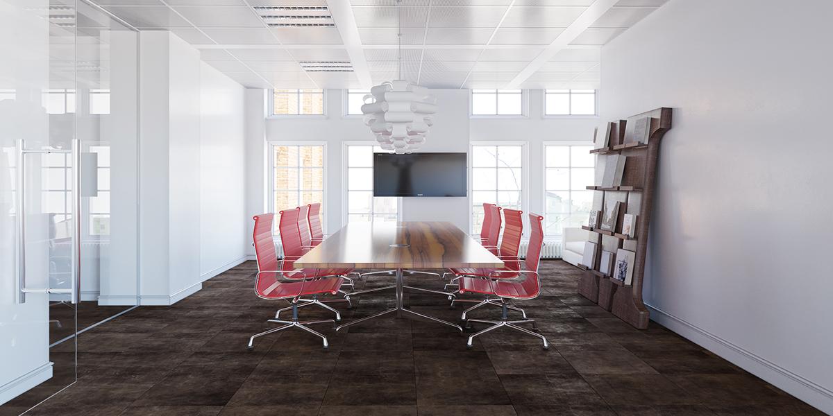 STYLE Lederboden Konferenzraum