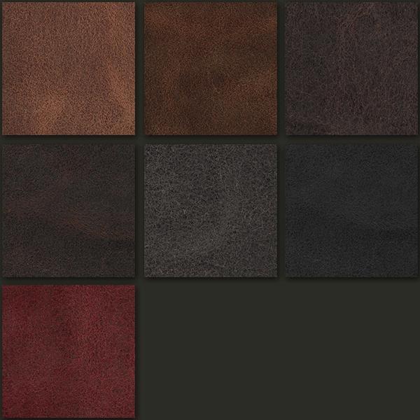 Kollektion STYLE Lederboden und Lederwände