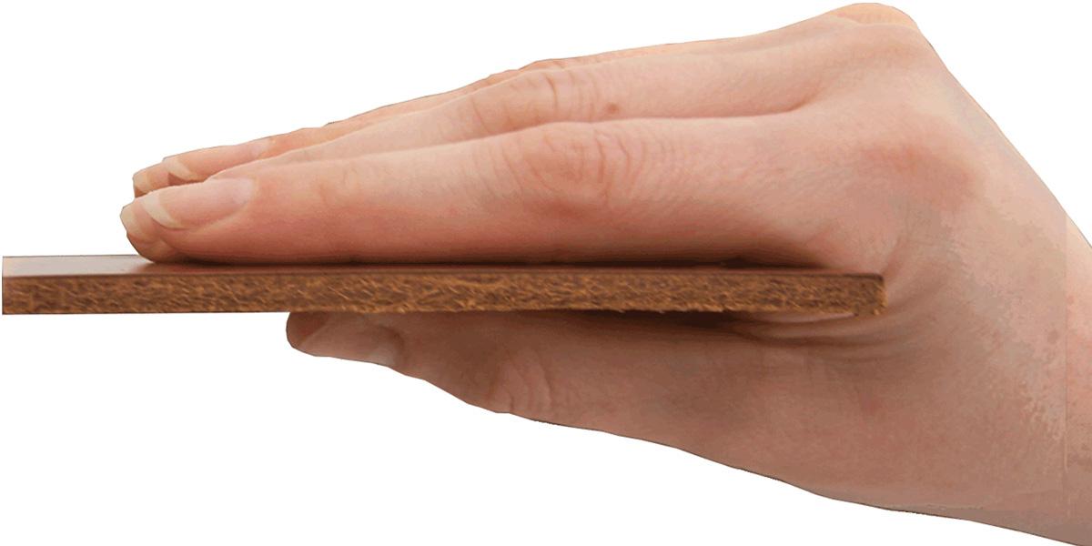 """Leder """"PUR"""" FINE USED in einer Stärke bis 3 mm"""